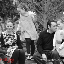 Woodlands photo shoot in Gordonton